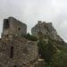 Borgen Peyrepertuse i Aude