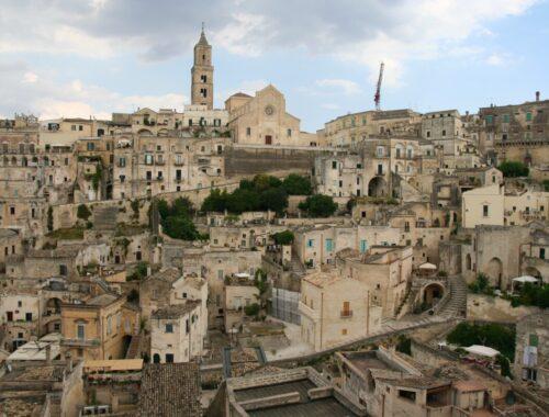 Matera i Puglia
