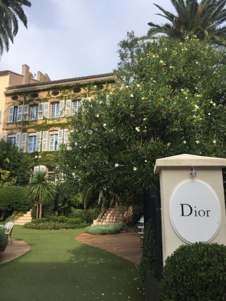Dior i Saint-Tropez