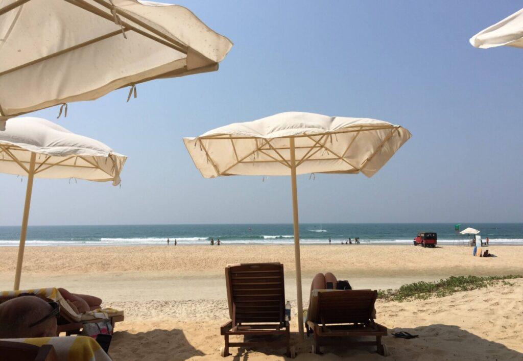 Caravela Beach Resort i Goa, India