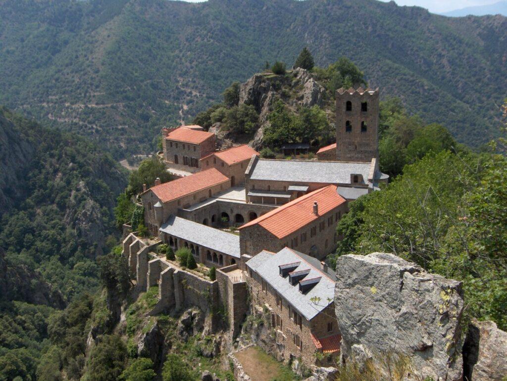 Abbaye de Saint Martain du Canigou