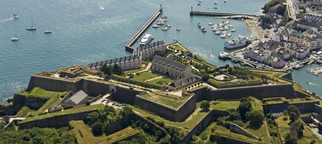 Citadelle Vauban Belle-Île