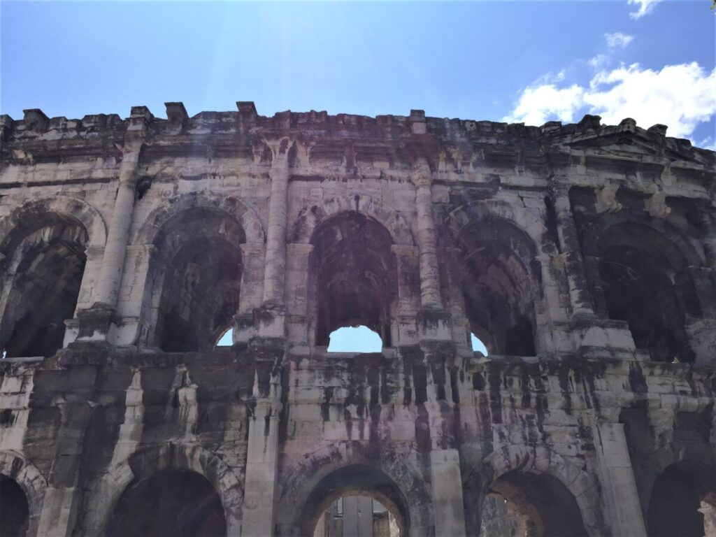 The Arena in Nimes