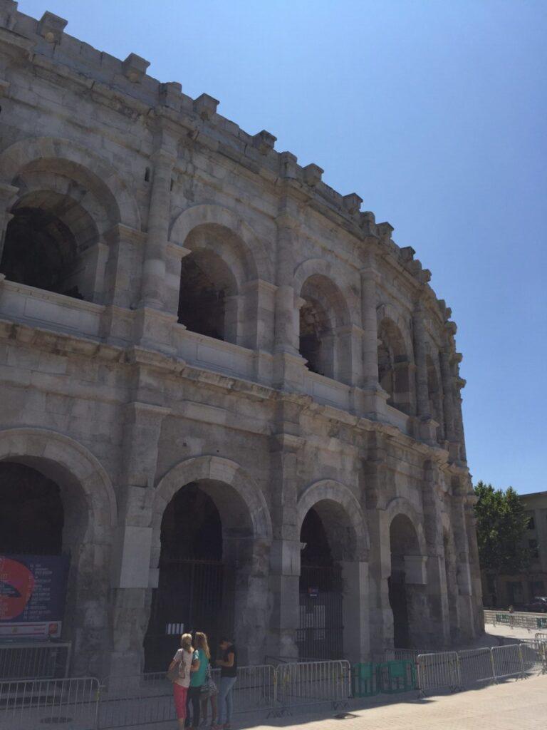 Arenaen i Nïmes