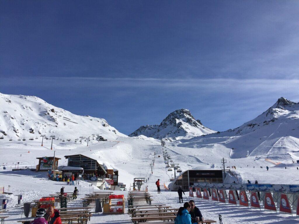 Alp Trida, Samnaun, Ischgl