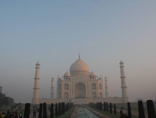 Taj Mahal i Agra