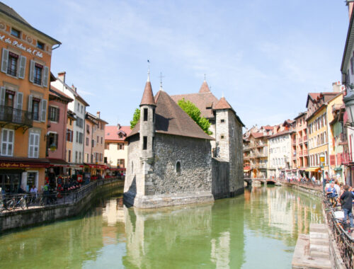 Det ikoniske bildet fra Annecy