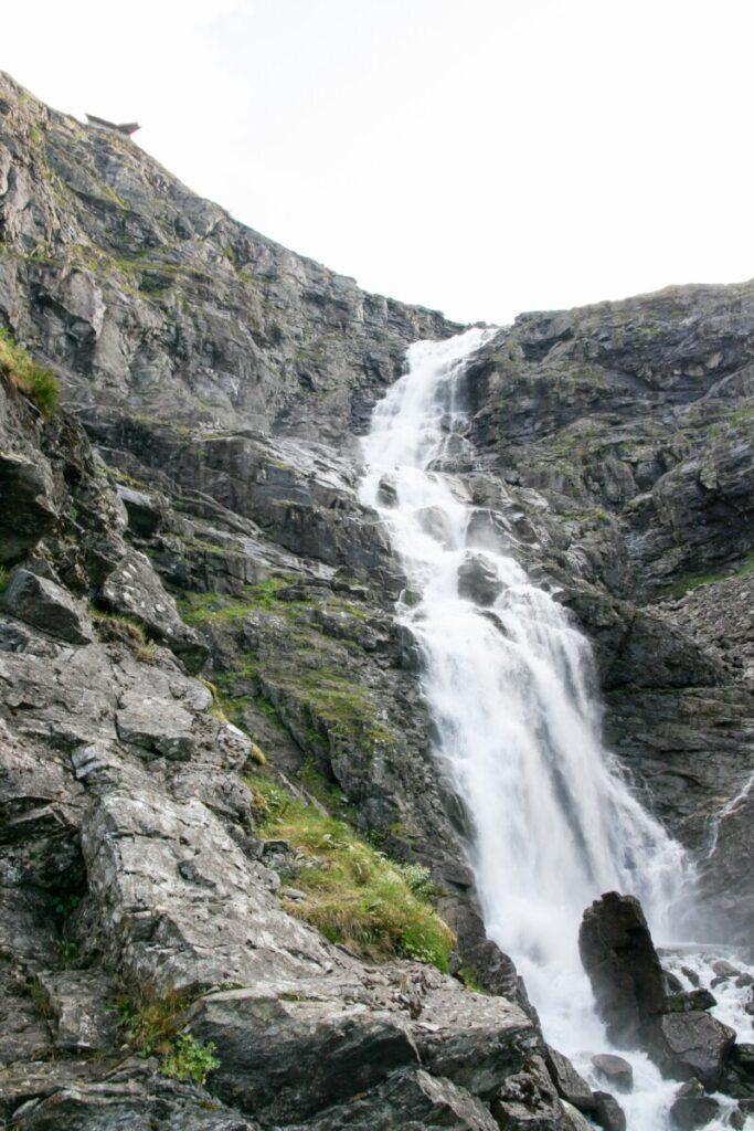 Stigfossen ved Trollstigen