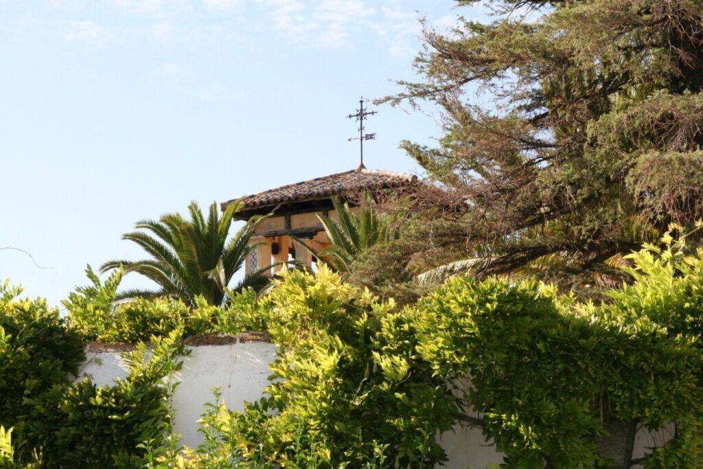 Mondragon palasset i Ronda i Andalucia