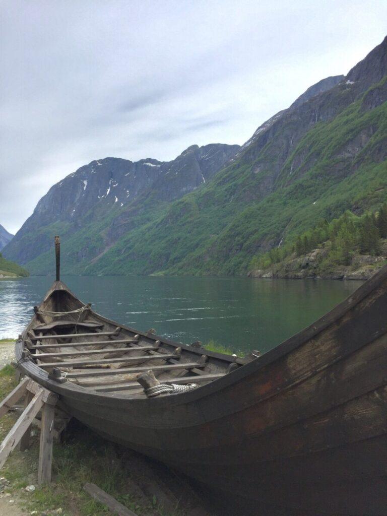 Viking heritage in Gudvangen