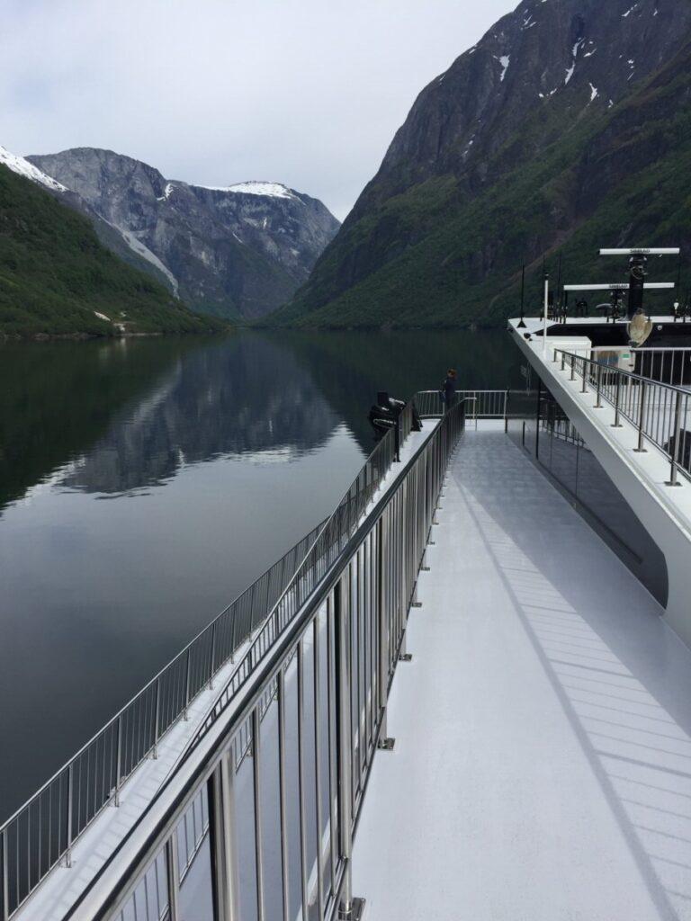 Future of the Fjords in Gudvangen