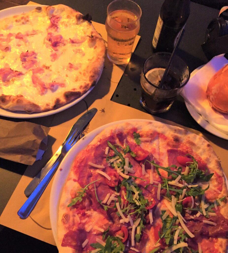 Pizza i Conversano