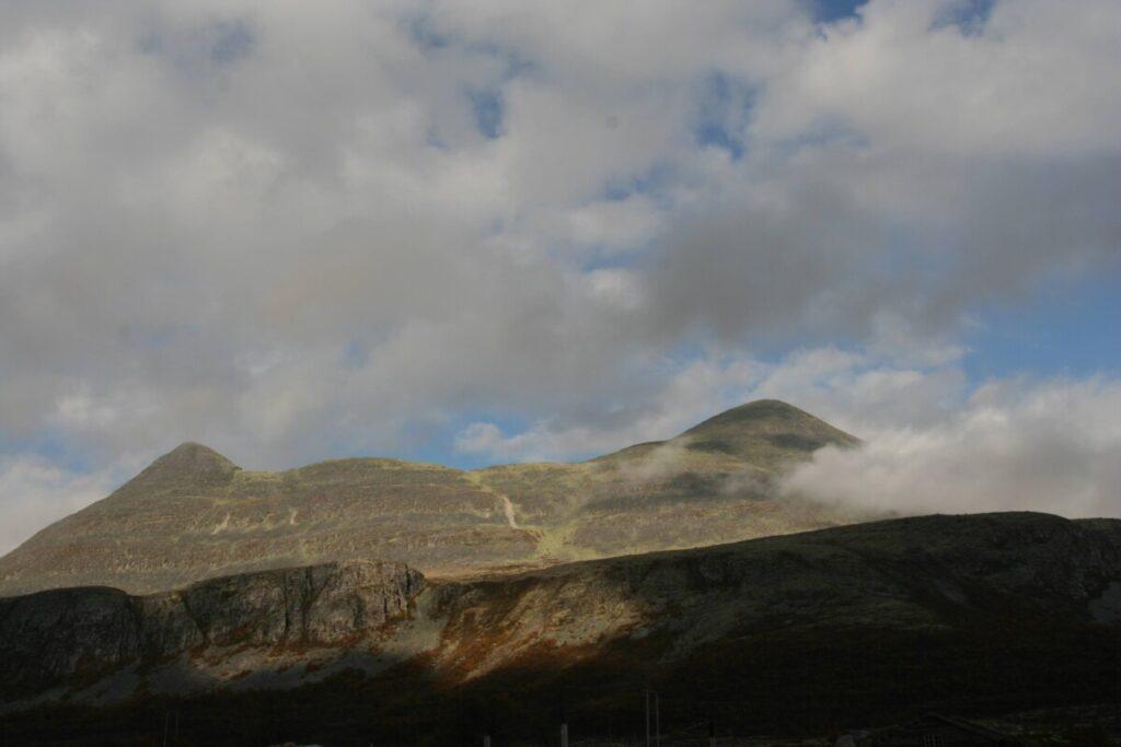 Rendalssølen i Alvdal Vestfjell