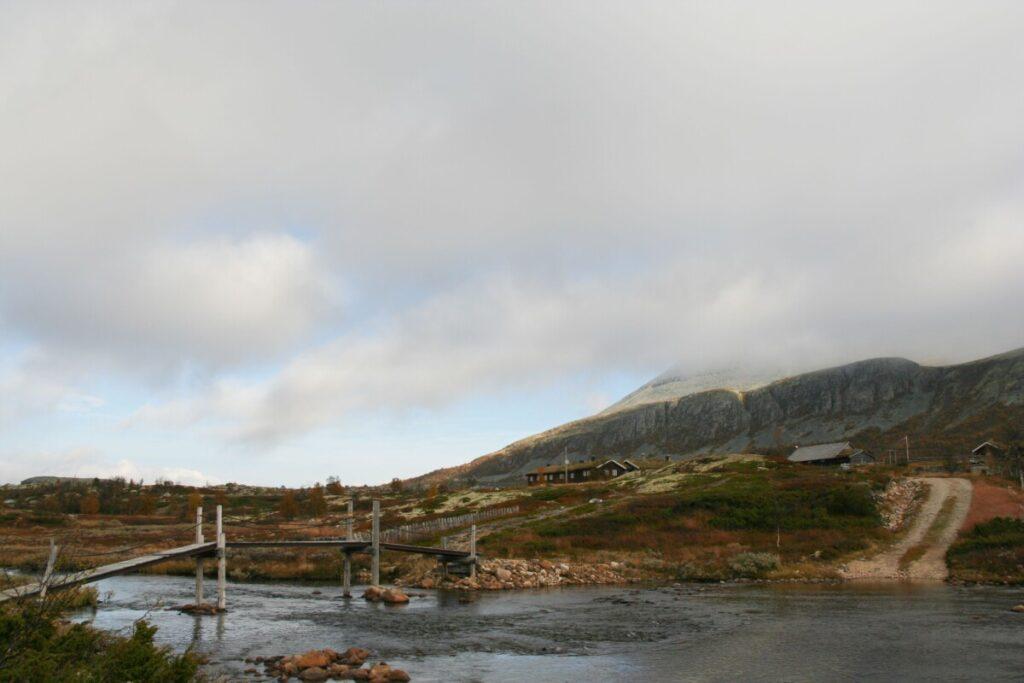 Breisjøseter ved foten av Alvdalssølen