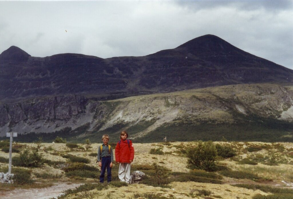 Sølen-tur 1981