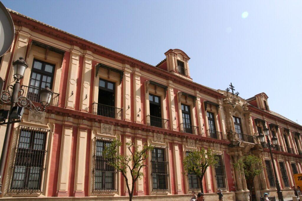 Archivo General de Indias i Sevilla