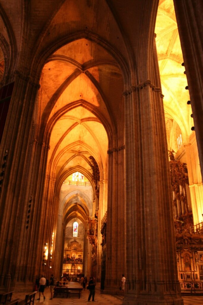 Katedralen i Sevilla
