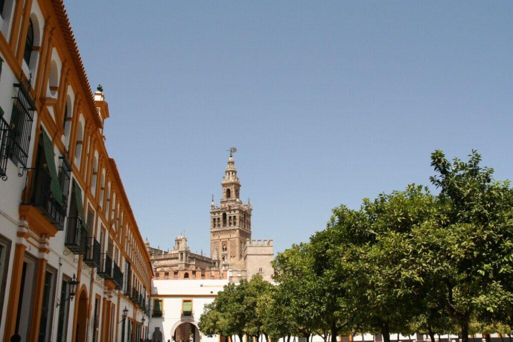 Katedralen i Sevilla og La Giralda