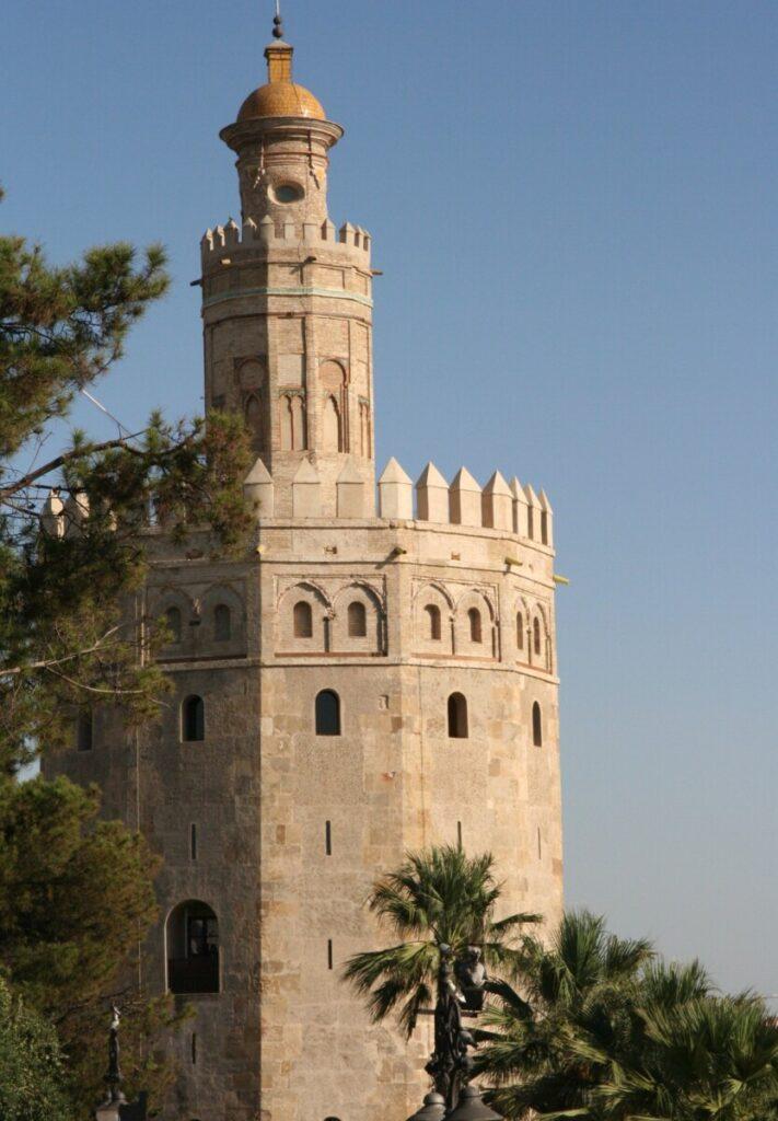 Torre de Oro i Sevilla