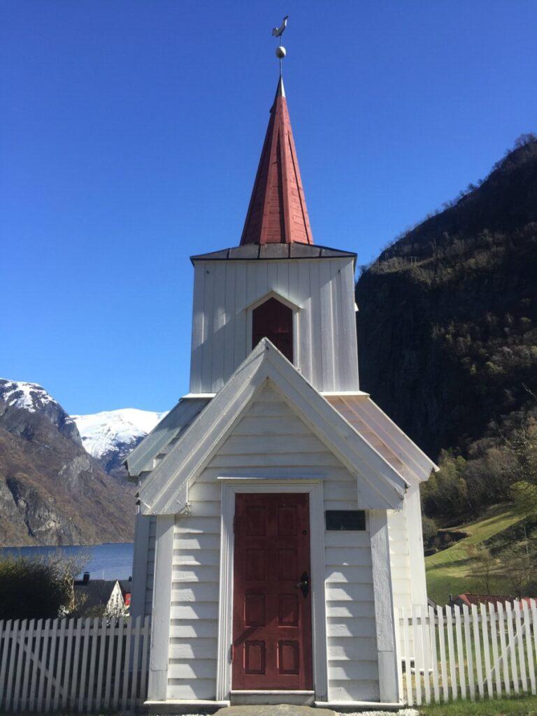Stavkirken i Undredal
