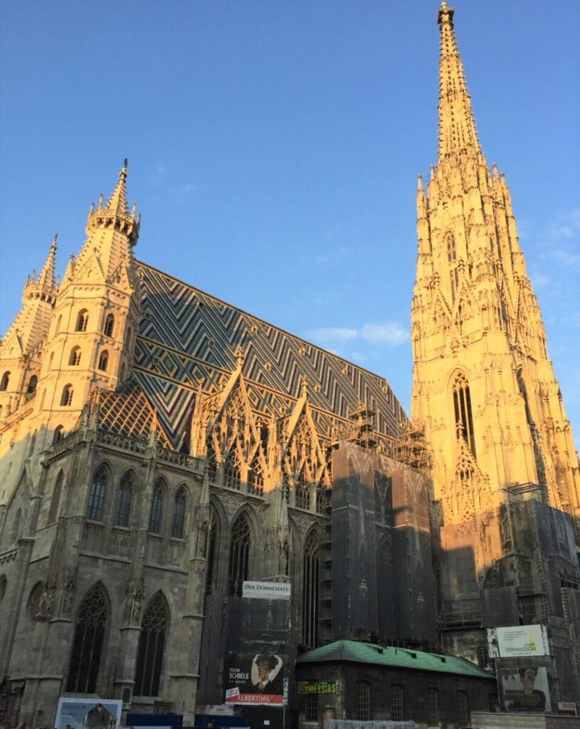Stefansdomen i Wien