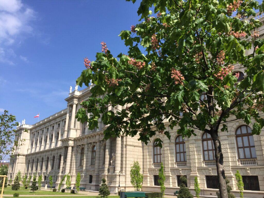 Parlamentet i Wien