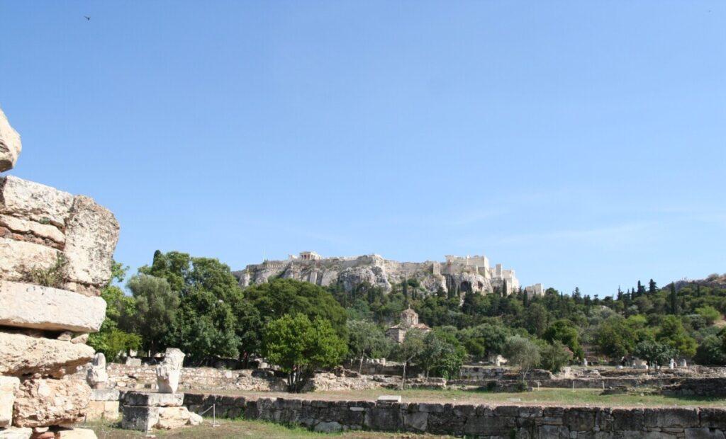 Agoraen i Athen